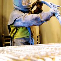 Le revêtement en zinc en poudre contre la rouille