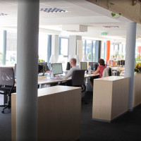 AMSO, aménagement de bureaux