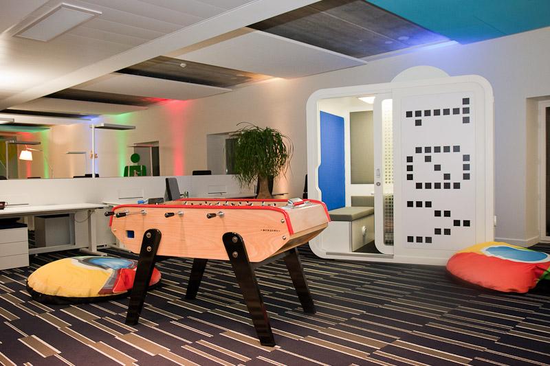 Jeux bureaux google services pro