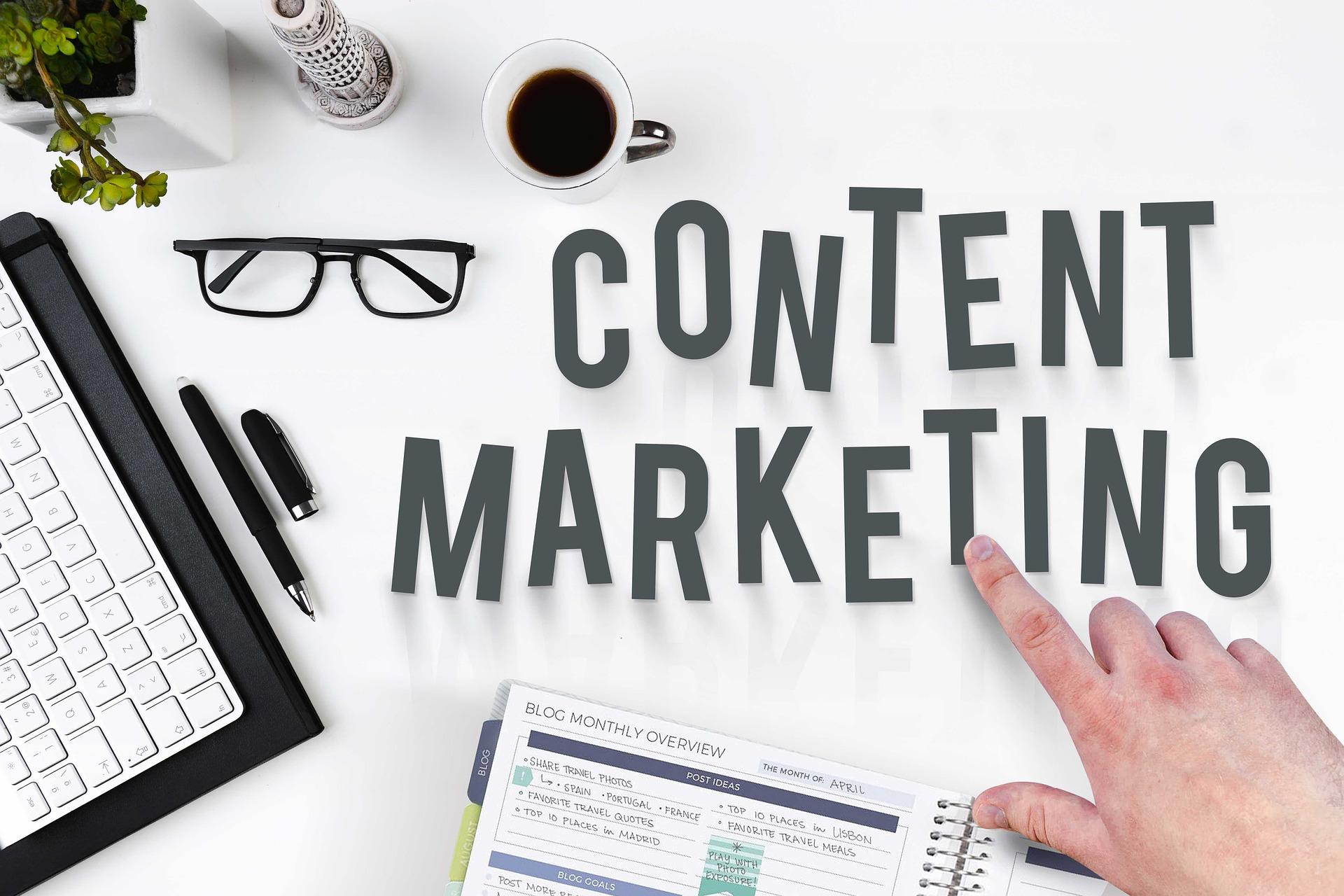 Ce qu'il faut savoir sur le content marketing B2B